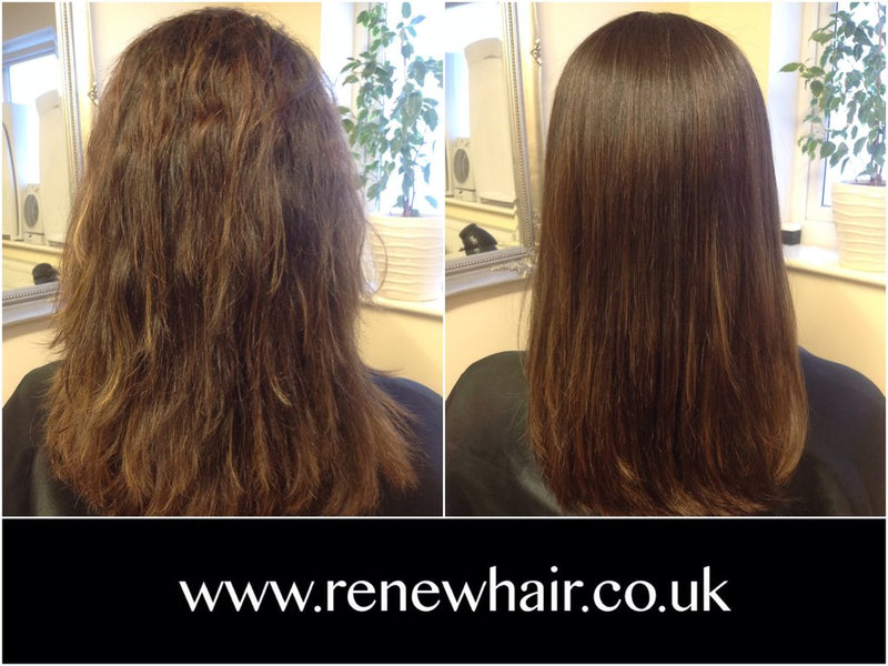 Keratin REVITALISE extrem blond silk frizz solution FORMALDEHYDE FREE 150ml and 1000ml