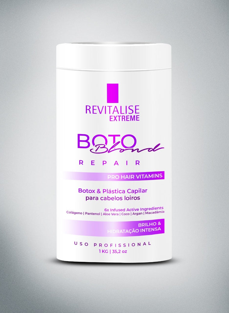 Revitalise HairBoto Blond New 1kilo