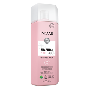 INOAR BRAZILIAN NANO VEGAN STEP 2 (SALE ON)