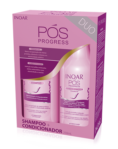 Home care pos progress Shampoo and condition FROM £36.00 TO £25.00