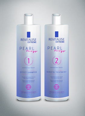 Revitalise Keratin PEROLA New KIT 1000ml (ON SALE NOW)