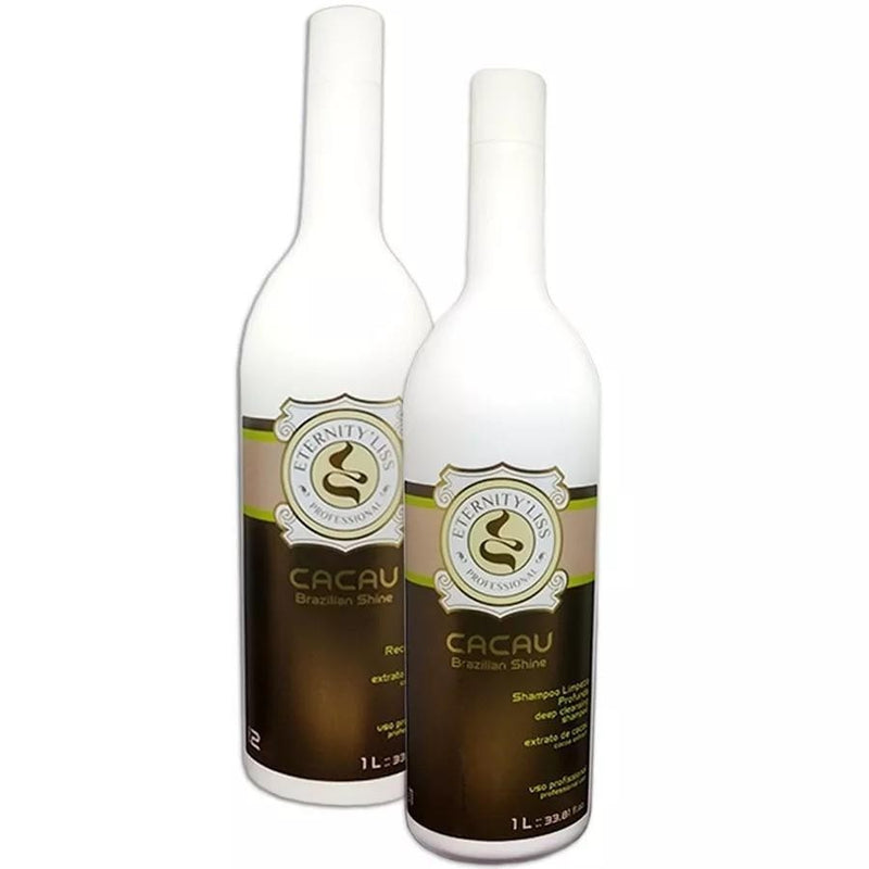 Eternity Liss  Cacau Keratin ORIGINAL PRODUCTS 1000ml (PROMOTION)