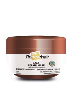 SOS Repare mask 3 to 6 minutes