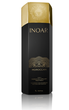 INOAR Moroccan Keratin Hair Straightening Treatment step 2 (SALE ON)