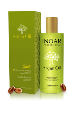 INOAR Argan Oil 60ml Number 1 in Brazil 10% OFF was £34.80 Now Only £28.30