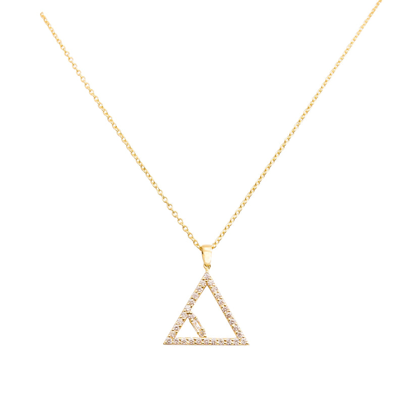EXPRESS Glyph Necklace