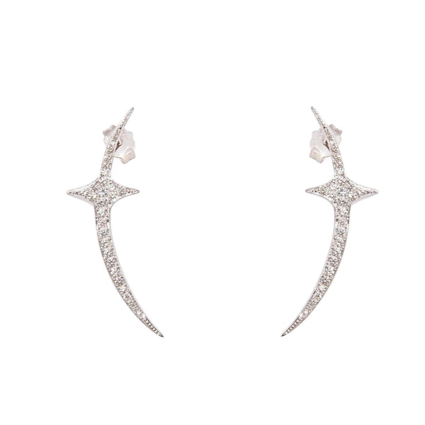 Star Earrings Pair