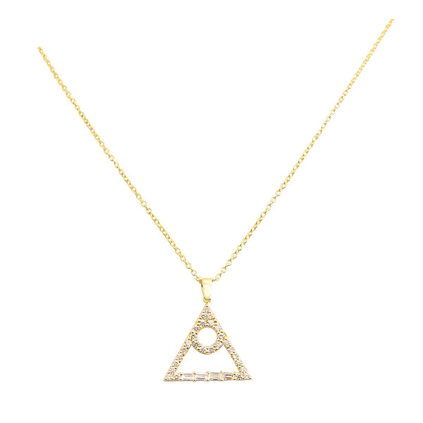 PROTECT Glyph Necklace