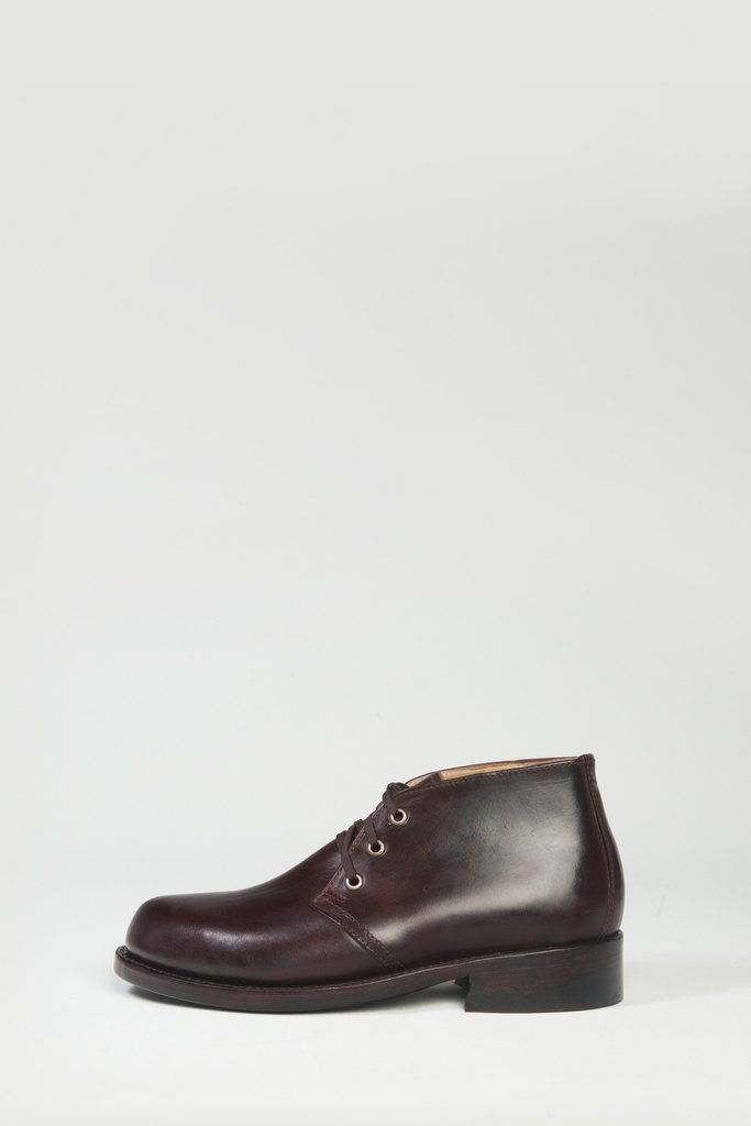 Chukka Leather - Brown