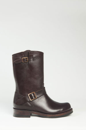 Engineer Boot 1920's Edition - Brown