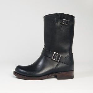 Engineer Boot - Black