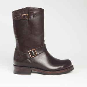 engineer boot brown. Made in the USA