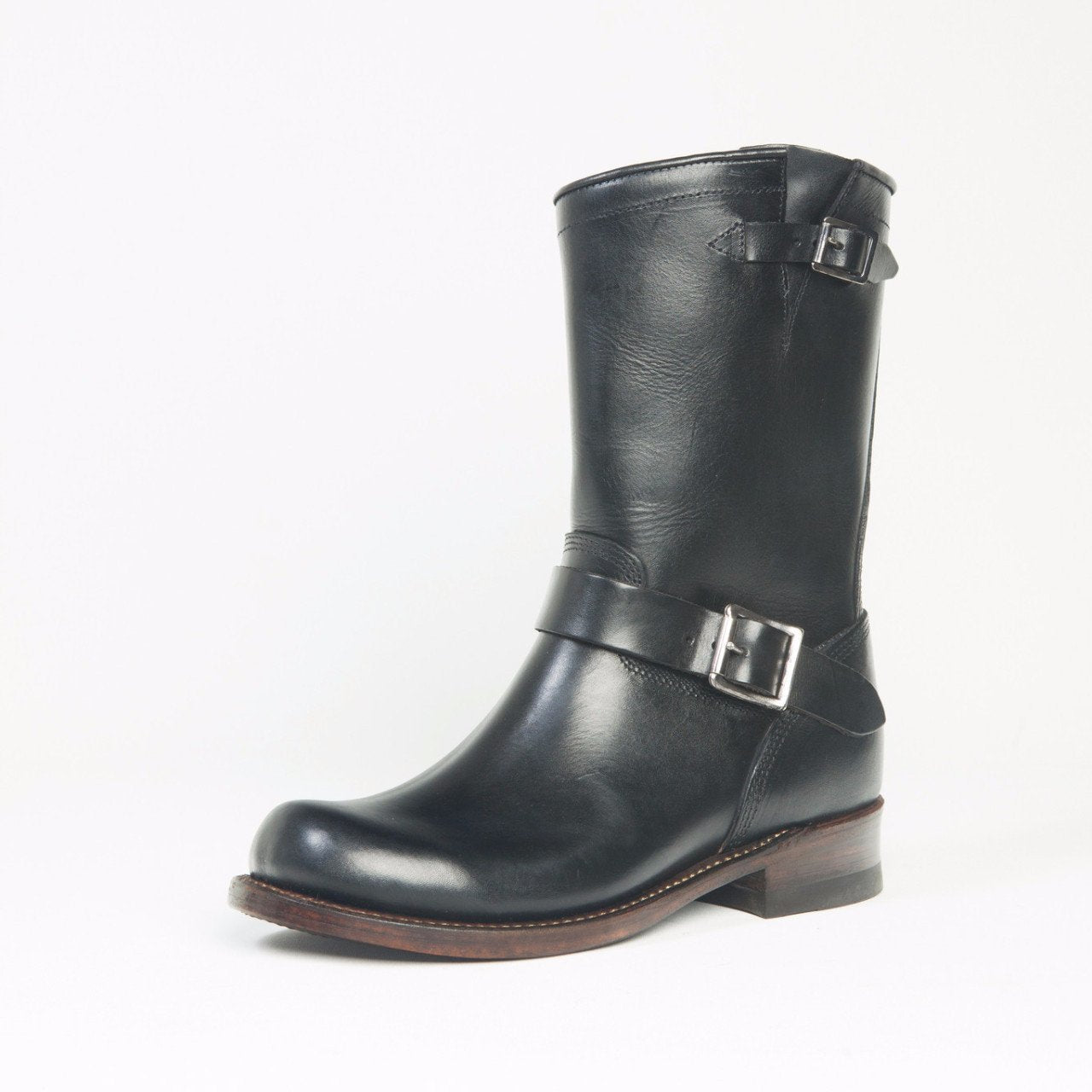 Engineer Boot 1920's Edition - Black