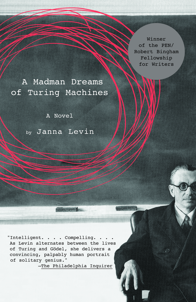 A Madman Dreams of Turing Machines (Signed)