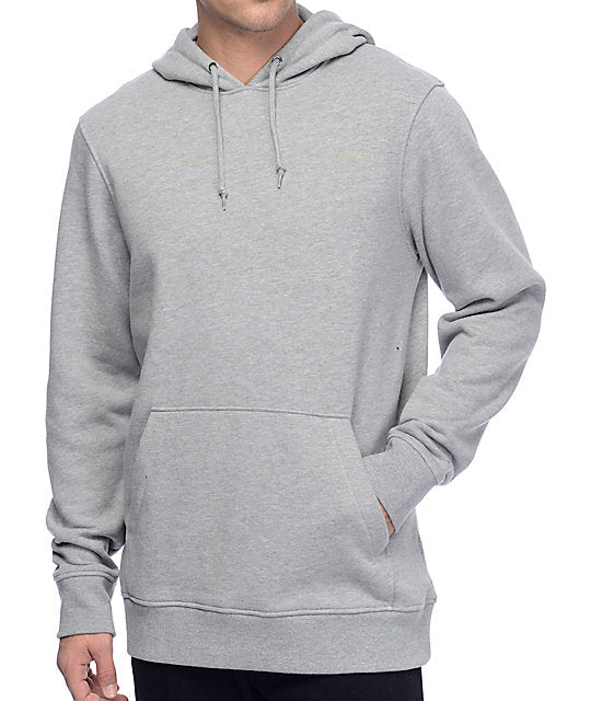 Adult Pullover Hoods: Heather Grey and/or Orange