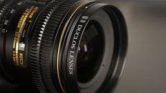 Duclos front ring on Nikkor lens