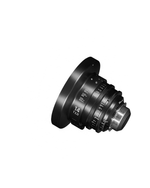 Sigma 162mm Clamp-On Ring