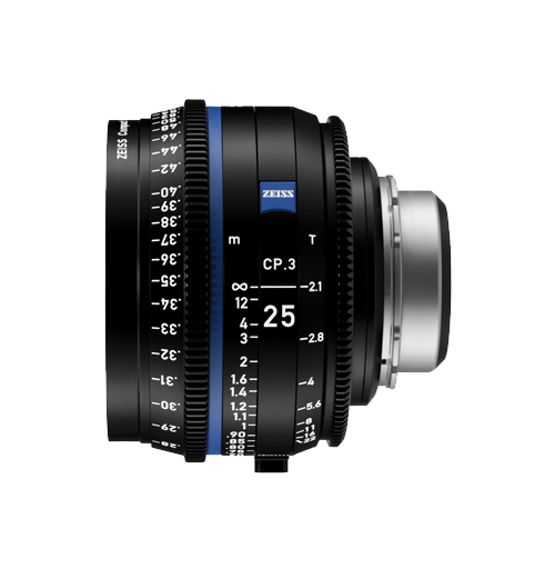 Zeiss CP 3 25mm T2 1