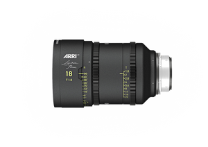 ARRI 18mm T1.8 Signature Prime
