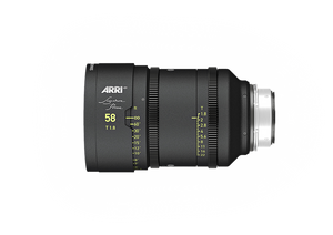 ARRI 58mm T1.8 Signature Prime