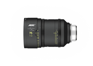 ARRI 75mm T1.8 Signature Prime