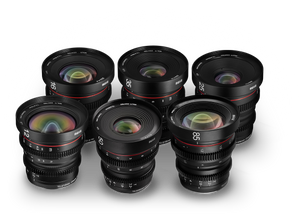 Meike Cinema Prime Set 6-Lens Kit