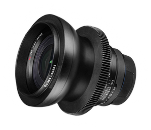 Zeiss Milvus 80mm Front