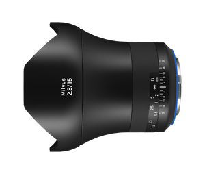 Zeiss Milvus ZE 15mm f/2.8 Distagon