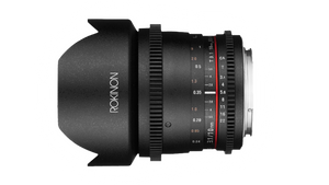 Rokinon 10mm T3.1 Cine DS