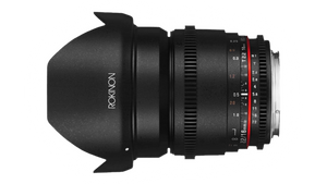 Rokinon 16mm T2.6 Cine DS Full Frame