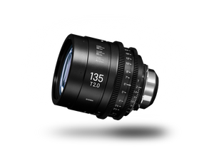 SIGMA CINE 135mm T2.0 (C) 2018 Duclos Lenses, Inc.