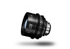SIGMA CINE 35mm T1.5 (C) 2018 Duclos Lenses, Inc.