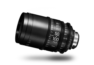 SIGMA CINE 50-100mm T2.0 (C) 2018 Duclos Lenses, Inc.