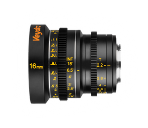 Veydra 16mm T2.2 Mini Prime