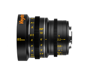 Veydra 85mm T2.2 Mini Prime