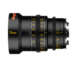 Veydra 19mm T2.6 Mini Prime
