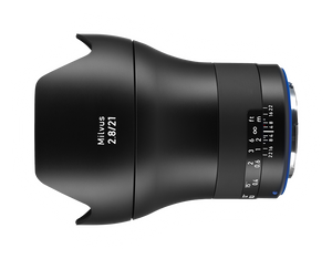 Zeiss Milvus ZE 21mm f/2.8 Distagon