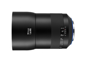 Zeiss Milvus ZE 85mm f/1.4 Planar