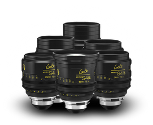 Cooke Mini S4/i Lens Set