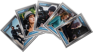 Cinematographer Trading Card Pack