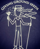 Giving Ground Seeds T-shirt