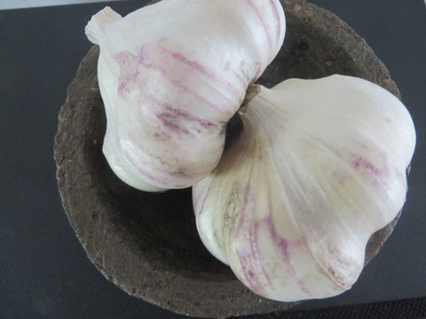 Inchelium Red Garlic (Organic)
