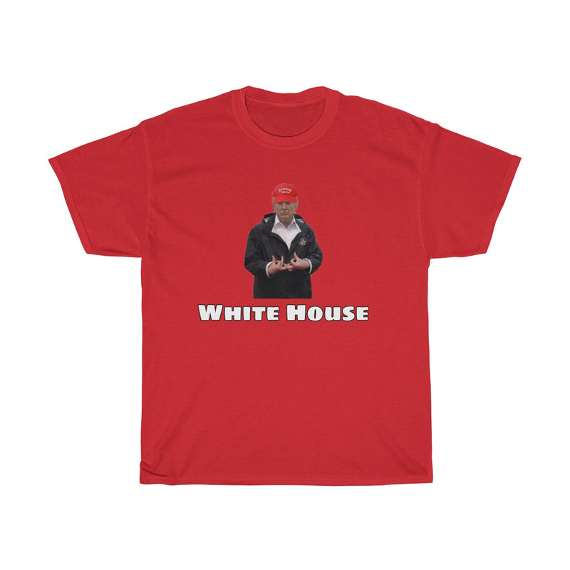 White House Trump Tee Shirt - RoyaleCart