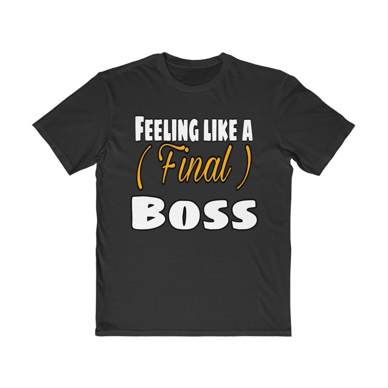 Final Boss Very Important Tee - RoyaleCart