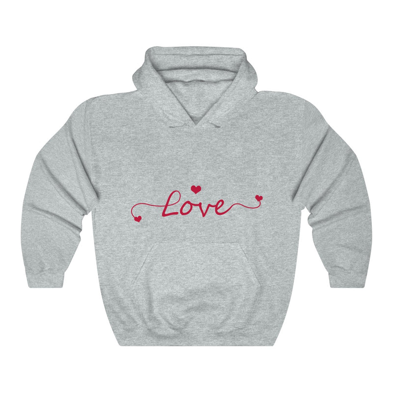 Love Heavy Blend™ Hooded Sweatshirt - RoyaleCart