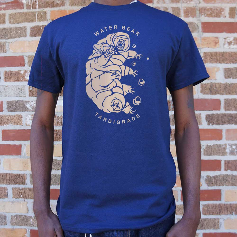 Water Bear T-Shirt (Mens) - RoyaleCart