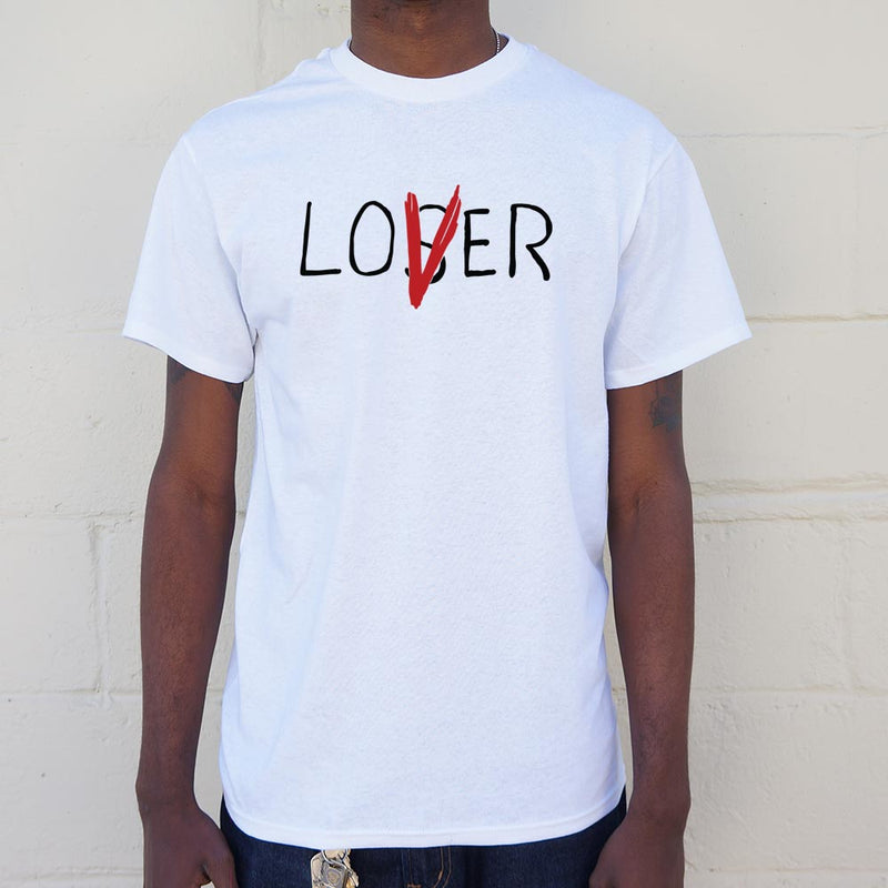 Loser Lover T-Shirt (Mens) - RoyaleCart