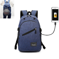 Basketball Backpacks + Normal USB Backpacks