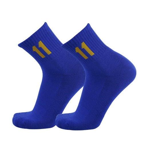 Basketball, Volleyball, Soccer, Team Sport Non-slip Socks - RoyaleCart