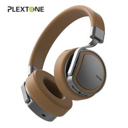 PLEXTONE BT270 Wireless HIFI Headphones Handsfree Bluetooth Headphone Bass Stereo Headset with Mic for iPhone 6/7/8/X XiaoMi LG - RoyaleCart